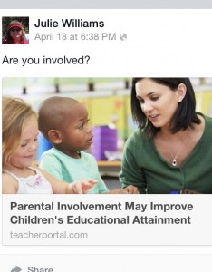 Are You Involved