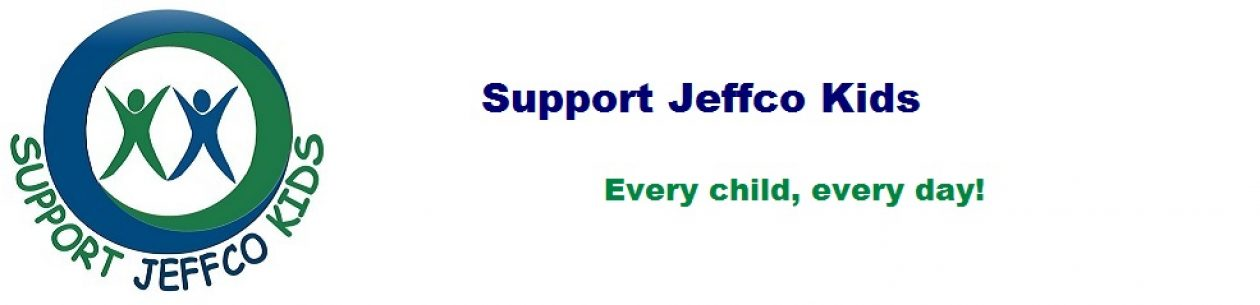 Support Jeffco Kids